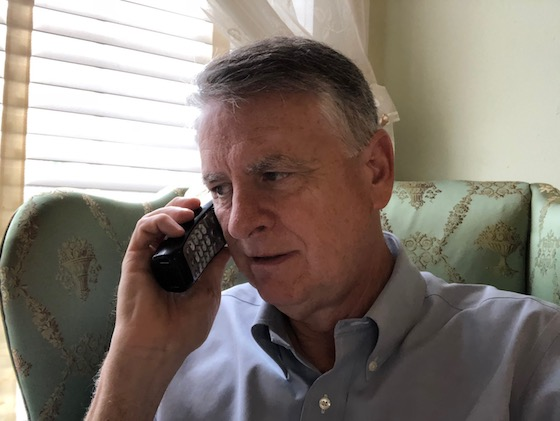 cold calling rv park owners