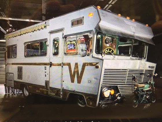 900 HP Winnebago RV