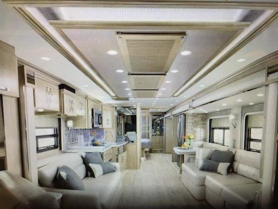 Rv park investing newsletter december 2016 for Million dollar motor homes