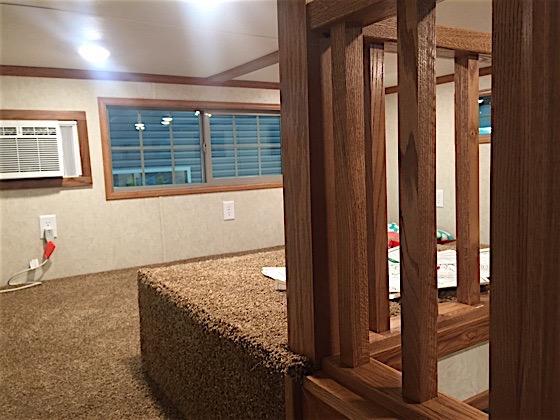 RV Park Model Loft