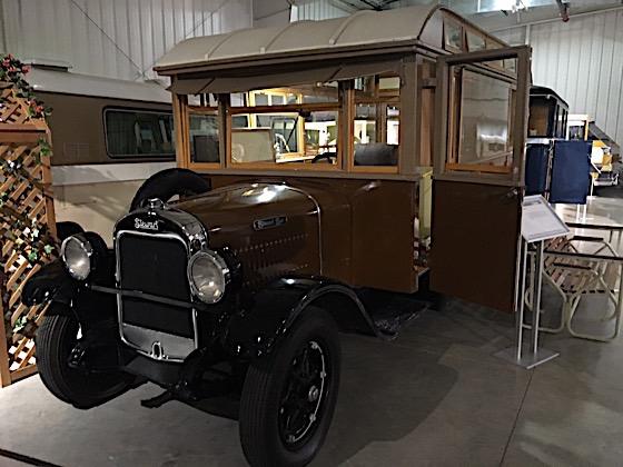 1929 Wiedman Housecar RV