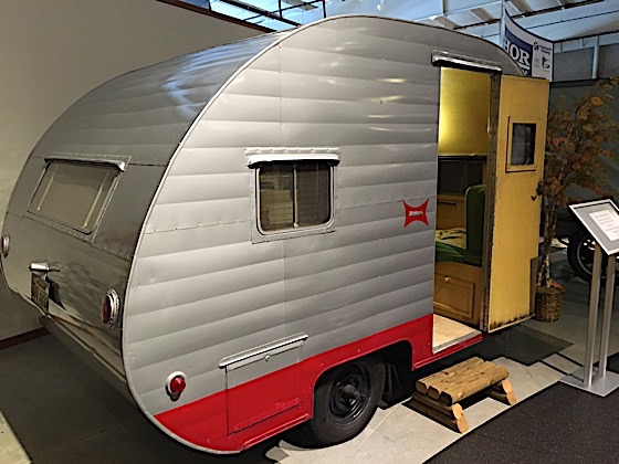 1954 Holiday Rambler RV