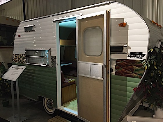 1964 Coachmen Cadet RV