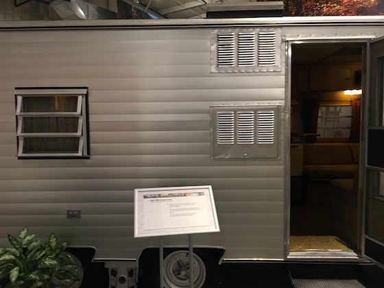 1967 Fan Luxury Liner RV