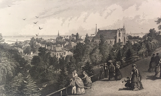 Cleveland Etching
