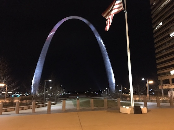 The St Louis Arch Turned 50 And It Was About Time For A Complete Overhaul Of National Park That Is Located Beneath They Built New Bridges Parks