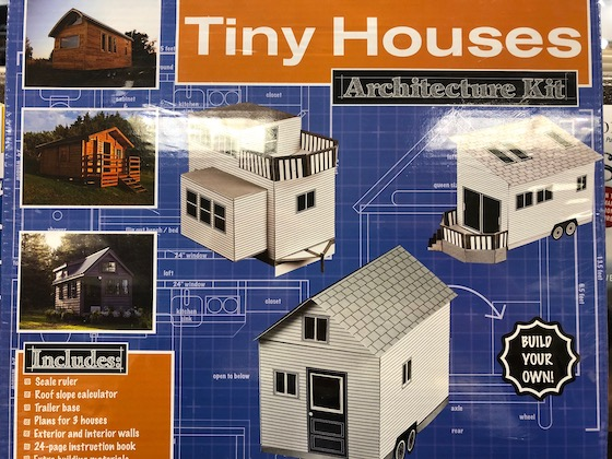tiny home ad