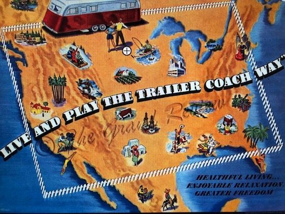 rv park board game