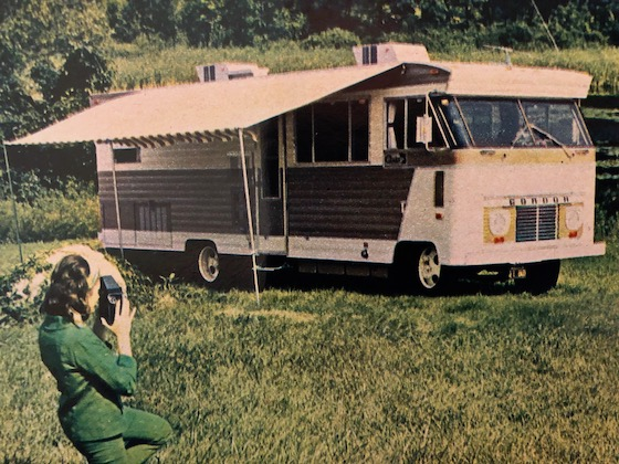 1960's Motorhome