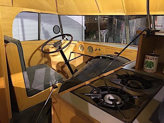 1937 HUNT AEROCAR Driver Seat