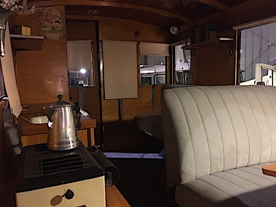 mae west rv interior